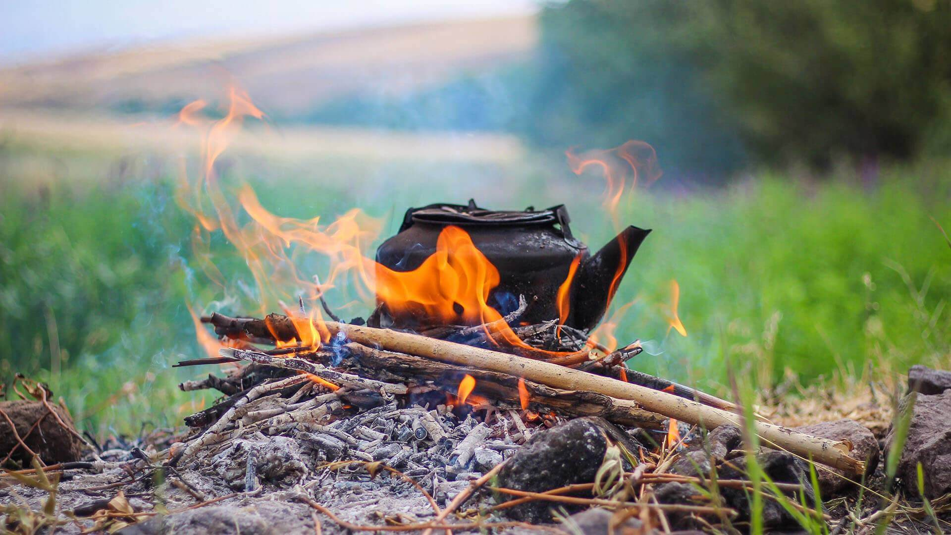 Afbeelding vuur